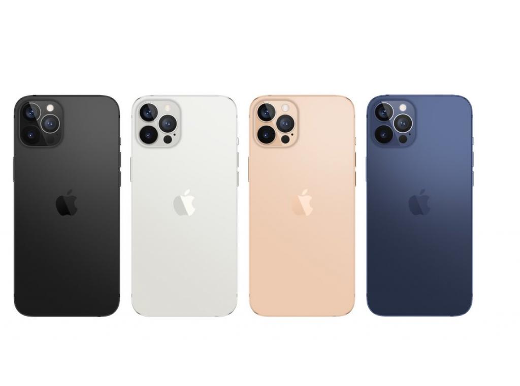 Iphone 12 Pro Max colori