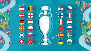 Squadre Euro 2021
