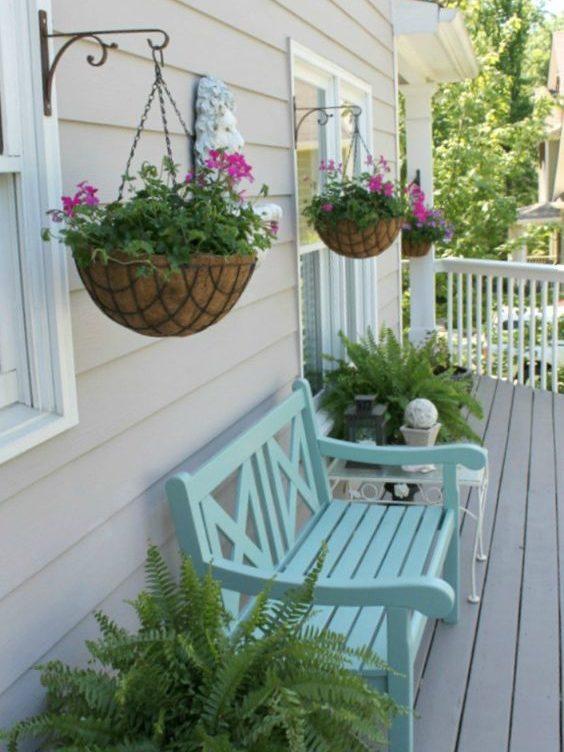 giardino colorato