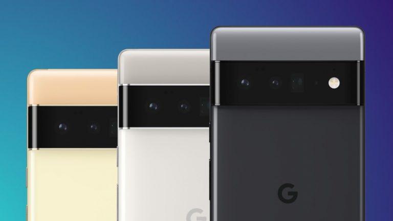 google pixel 6 e google pixel 6 pro