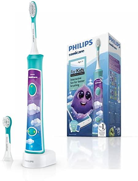Spazzolino elettrico per bambini Phlips blu